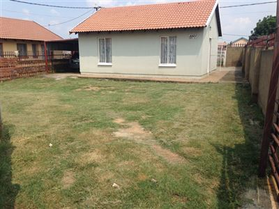 Rustenburg, Boitekong Property  | Houses For Sale Boitekong, Boitekong, House 2 bedrooms property for sale Price:450,000