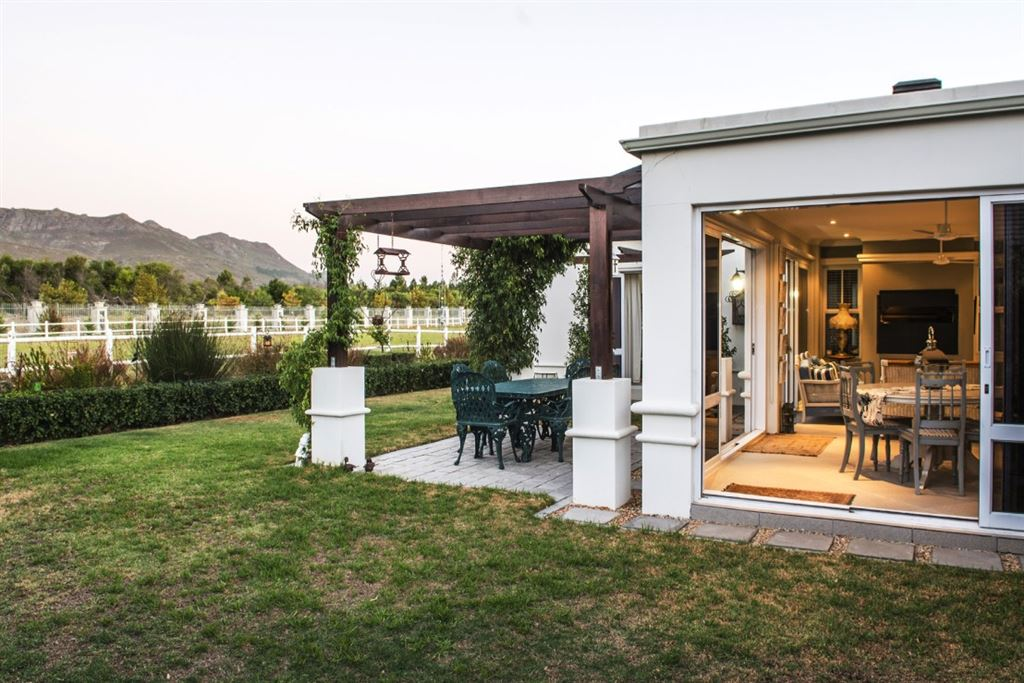 Sophisticated Country - Val de Vie Estate, Paarl