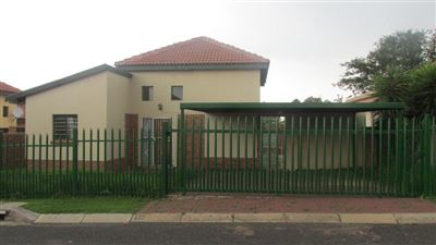 Witbank, Reyno Ridge & Ext Property  | Houses For Sale Reyno Ridge & Ext, Reyno Ridge & Ext, Townhouse 3 bedrooms property for sale Price:732,000