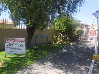 Alberton, Meyersdal Property  | Houses To Rent Meyersdal, Meyersdal, Townhouse 2 bedrooms property to rent Price:,  7,00*