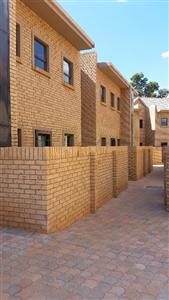 Potchefstroom, Potchefstroom Central Property  | Houses To Rent Potchefstroom Central, Potchefstroom Central, Townhouse 3 bedrooms property to rent Price:,  8,20*
