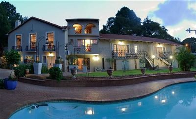 A Superb Business Opportunity - Waterkloof Park