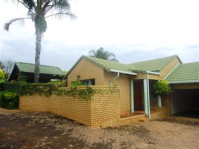 Pretoria, Olympus Ah Property  | Houses For Sale Olympus Ah, Olympus Ah, Townhouse 2 bedrooms property for sale Price:1,040,000