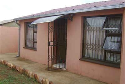 Johannesburg, Mapetla Property  | Houses For Sale Mapetla, Mapetla, House 2 bedrooms property for sale Price:630,000