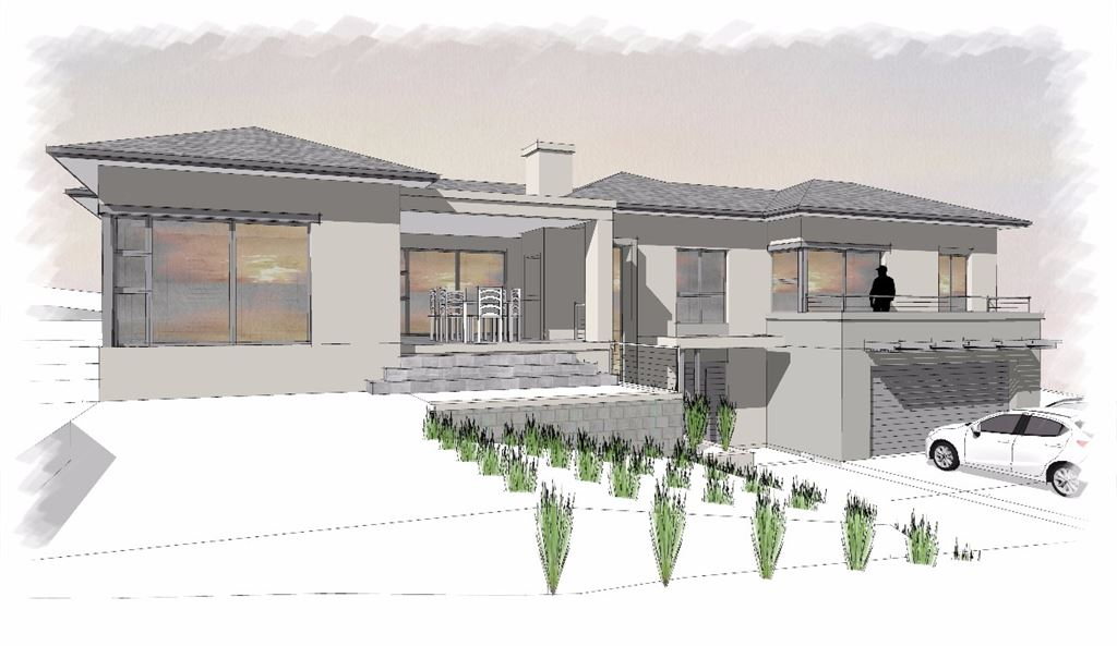 New Home in Secure Somerset West Lifestyle Estate