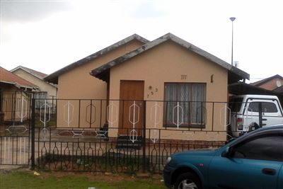 Germiston, Monise Property  | Houses For Sale Monise, Monise, House 3 bedrooms property for sale Price:500,000
