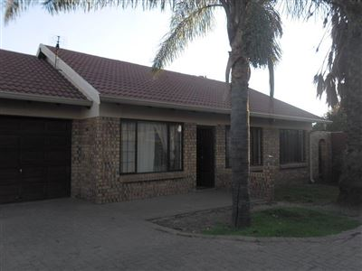 Witbank, Del Judor And Ext Property  | Houses For Sale Del Judor And Ext, Del Judor And Ext, Townhouse 3 bedrooms property for sale Price:875,000
