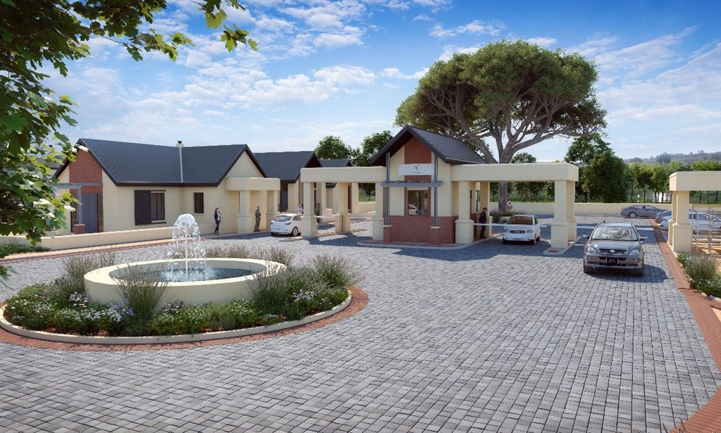 Secure Lifestyle Estate with a holiday feel in Somerset West