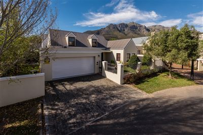 Stellenbosch, Paradyskloof Property  | Houses For Sale Paradyskloof, Paradyskloof, House 3 bedrooms property for sale Price:4,750,000