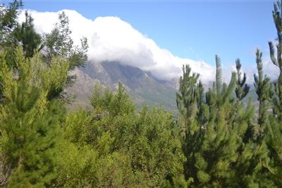 Vacant Land for sale in Franschhoek