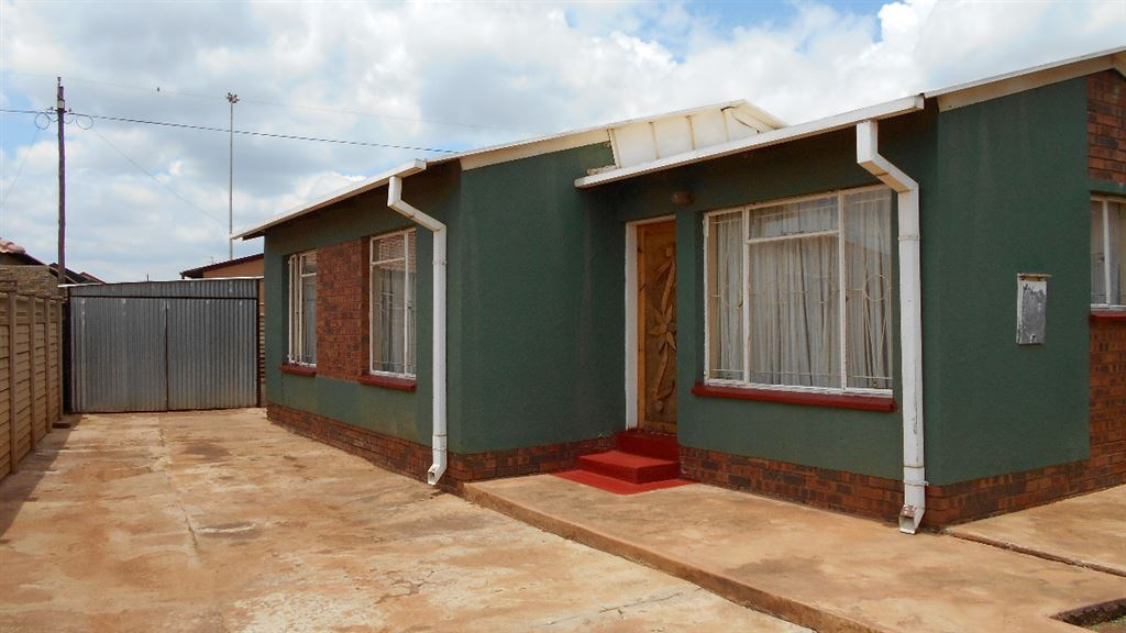 Very Clean Property In Sebokeng, Price Drastically Reduced
