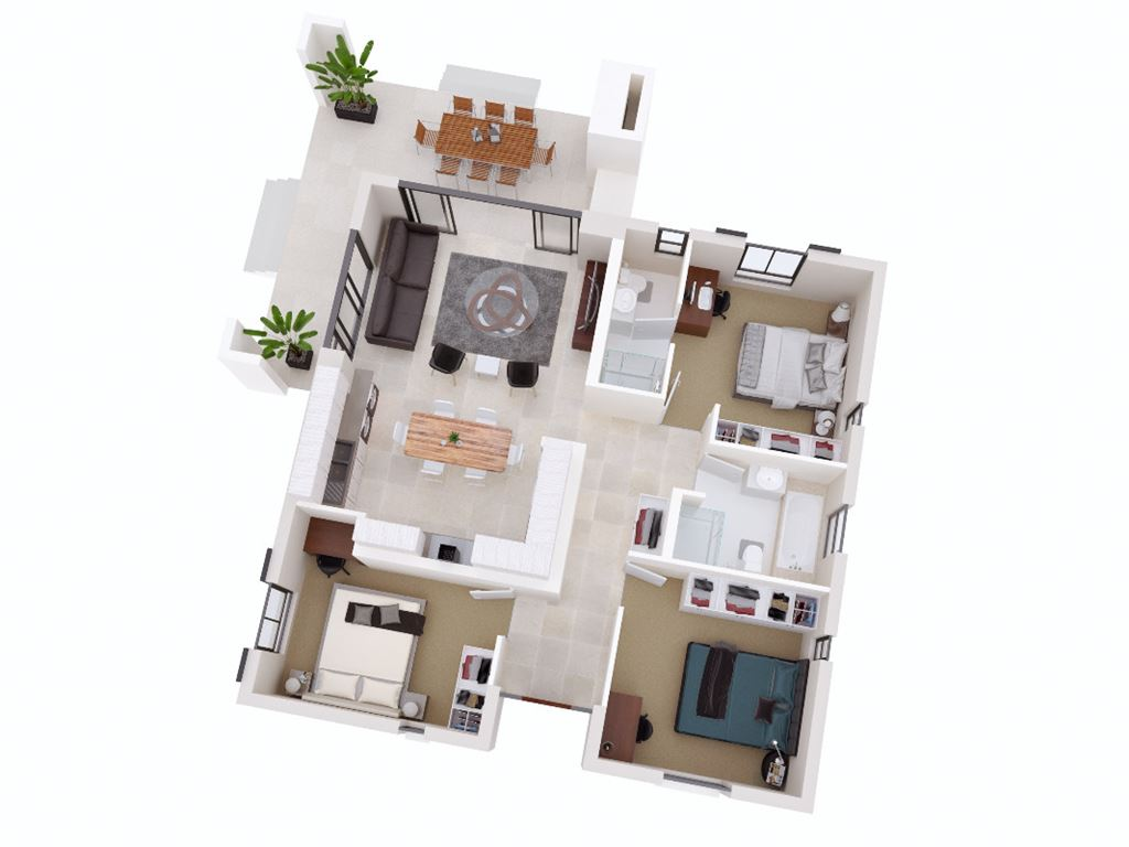 Somerset West apartment living in new green estate