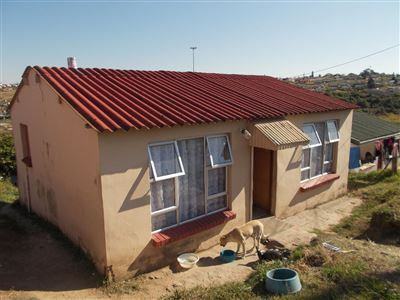 East London, Mdantsane Nu 2 Property  | Houses For Sale Mdantsane Nu 2, Mdantsane Nu 2, House 2 bedrooms property for sale Price:260,000