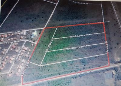 Property and Houses for sale in Louis Trichardt, Vacant Land - ZAR 30,000,000