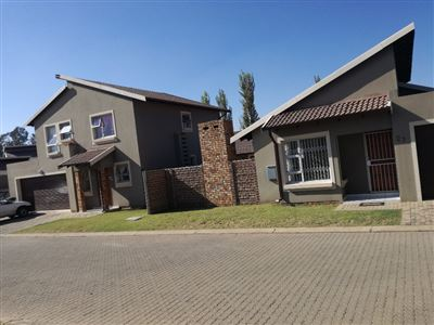 Alberton, New Market Park Property  | Houses For Sale New Market Park, New Market Park, Cluster 2 bedrooms property for sale Price:1,195,000