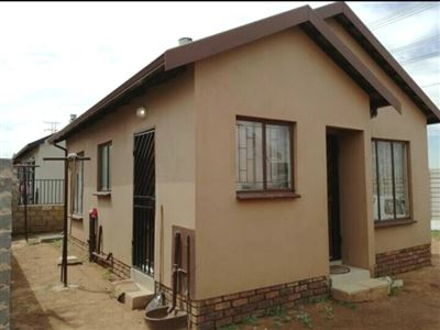 Soshanguve property for sale. Ref No: 13491602. Picture no 1