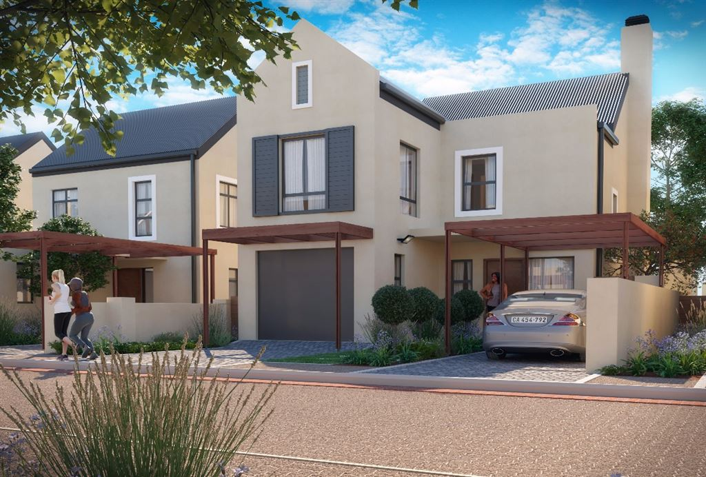 Brand new unit in green Lifestyle Estate, Somerset West
