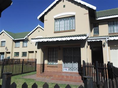 Witbank, Reyno Ridge & Ext Property  | Houses For Sale Reyno Ridge & Ext, Reyno Ridge & Ext, Townhouse 3 bedrooms property for sale Price:874,000