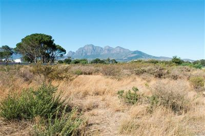 Vacant Land for sale in Val De Vie Estate