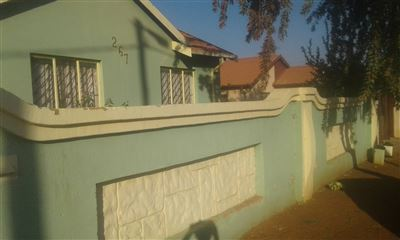 Pretoria, Soshanguve Property  | Houses For Sale Soshanguve, Soshanguve, House 3 bedrooms property for sale Price:550,000