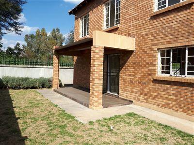 Rustenburg, Geelhoutpark Property  | Houses To Rent Geelhoutpark, Geelhoutpark, House 3 bedrooms property to rent Price:,  7,00*
