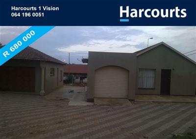 Pretoria, Soshanguve Property  | Houses For Sale Soshanguve, Soshanguve, House 3 bedrooms property for sale Price:680,000