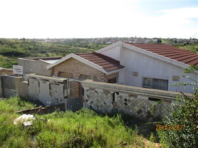 East London, Mdantsane Nu 16 Property  | Houses For Sale Mdantsane Nu 16, Mdantsane Nu 16, House 3 bedrooms property for sale Price:590,000