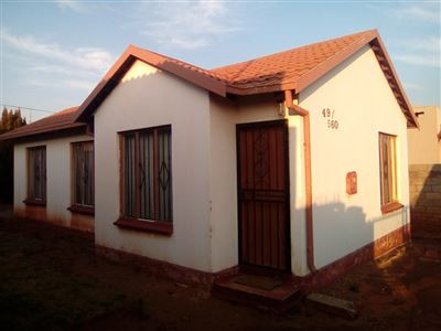Soweto, Protea North Property  | Houses For Sale Protea North, Protea North, House 2 bedrooms property for sale Price:550,000