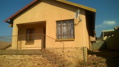 Rustenburg, Tlhabane West Property  | Houses To Rent Tlhabane West, Tlhabane West, House 3 bedrooms property to rent Price:,  5,70*