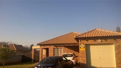 Rustenburg, Geelhoutpark Property  | Houses To Rent Geelhoutpark, Geelhoutpark, House 3 bedrooms property to rent Price:,  7,60*