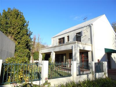 Townhouse for sale in Die Boord