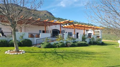 Farms for sale in Franschhoek