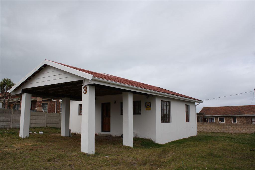 Two bedroom house - Pacaltsdorp