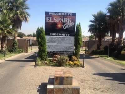 Germiston, Elspark Property  | Houses For Sale Elspark, Elspark, Cluster 2 bedrooms property for sale Price:820,000