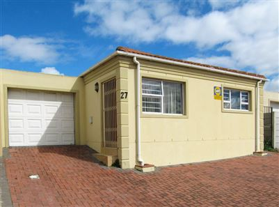 Kraaifontein, Kraaifontein Property    Houses For Sale Kraaifontein, Kraaifontein, Townhouse 3 bedrooms property for sale Price:830,000