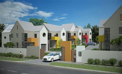 New Full Title development in Menlo Park:8 x 3 bedr clusters