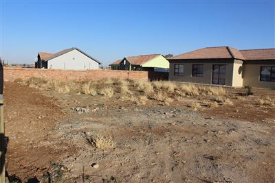 Bloemfontein, Vista Park Property  | Houses For Sale Vista Park, Vista Park, Vacant Land  property for sale Price:379,000