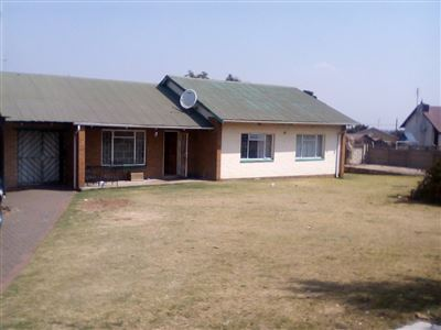 Witbank, Witbank & Ext Property  | Houses To Rent Witbank & Ext, Witbank & Ext, House 3 bedrooms property to rent Price:,  8,00*
