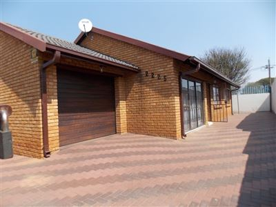 Soweto, Protea North Property  | Houses For Sale Protea North, Protea North, House 3 bedrooms property for sale Price:850,000