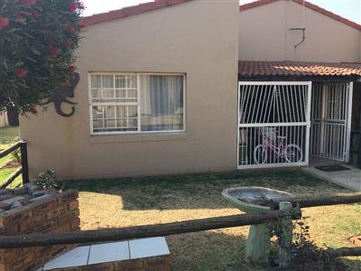 Germiston, Elspark Property  | Houses For Sale Elspark, Elspark, Townhouse 2 bedrooms property for sale Price:560,000