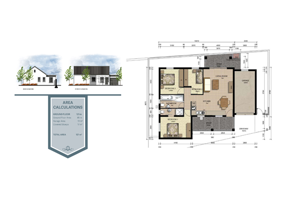 Tweespruit Estate is an exciting new development