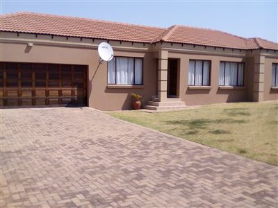 Witbank, Witbank & Ext Property  | Houses To Rent Witbank & Ext, Witbank & Ext, Townhouse 3 bedrooms property to rent Price:,  7,50*