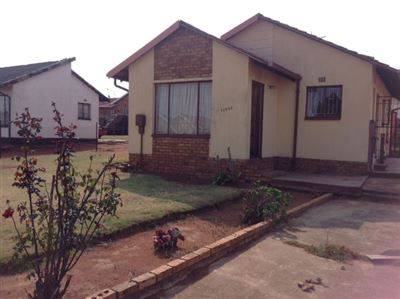 Krugersdorp, Kagiso Property  | Houses For Sale Kagiso, Kagiso, House 3 bedrooms property for sale Price:595,000
