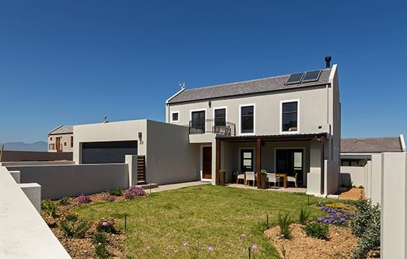 Turnkey Home Opposite Park in Secure Estate, Somerset West