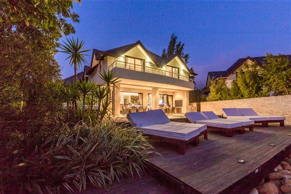 Living the dream - Pearl Valley Golf Estate
