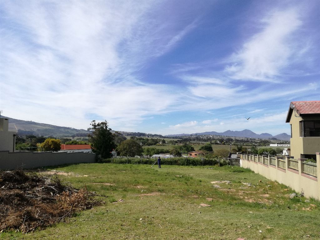 Vacant Land / Plot for sale in Raithby, Somerset West