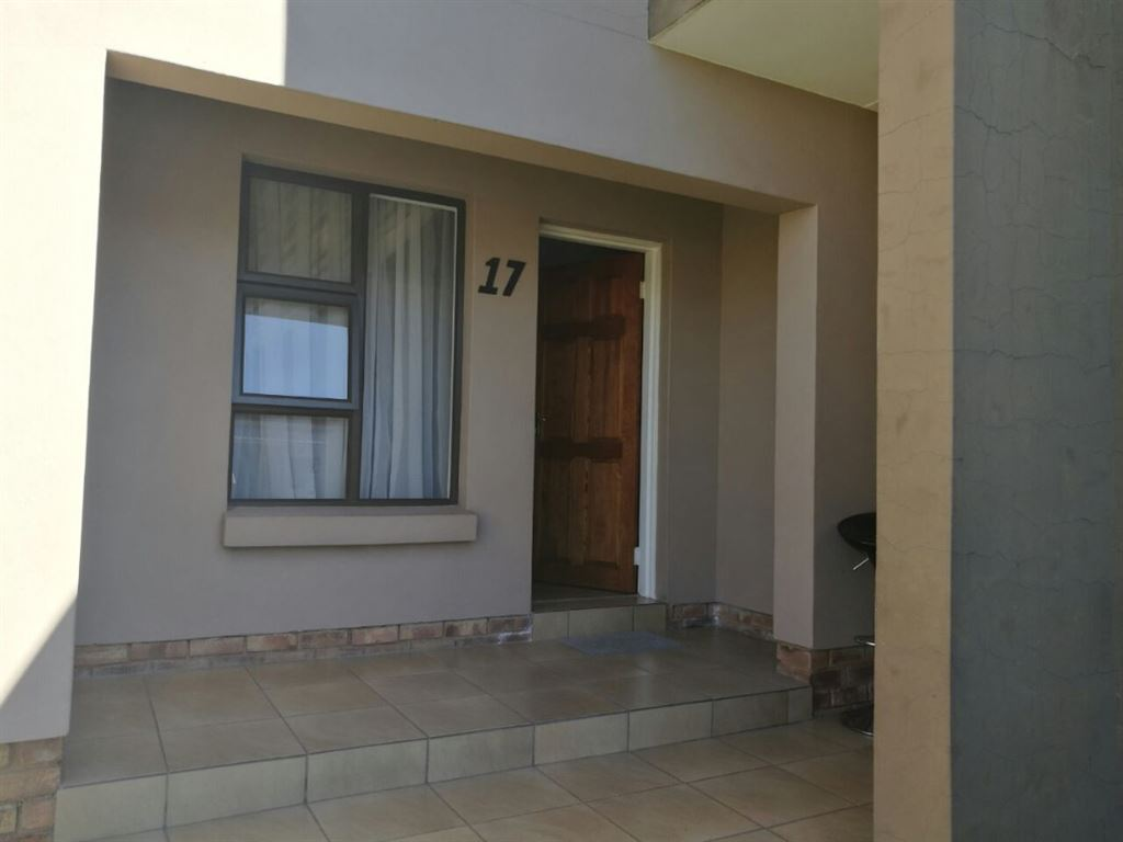 An immaculate ground floor unit at a secured  environment...
