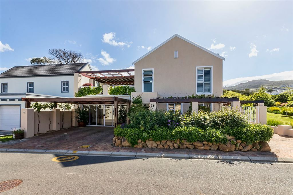 Family home in a Secure Somerset West Estate.