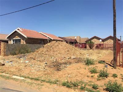 Bloemfontein, Grasslands Property    Houses For Sale Grasslands, Grasslands, Vacant Land  property for sale Price:280,000
