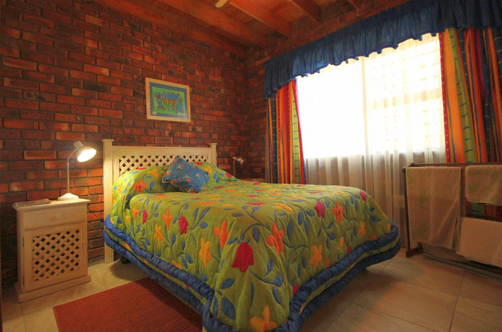 Bedroom 2 of the lodge